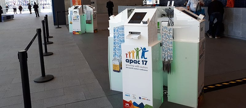 exposcan kiosks