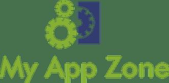 my appzone logo
