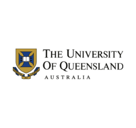 Uni of QLD logo