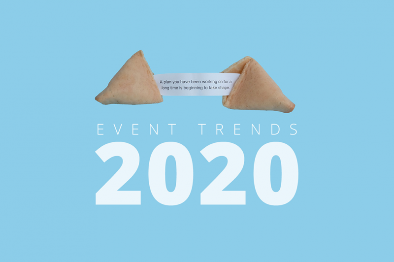 event trends fortune cookie