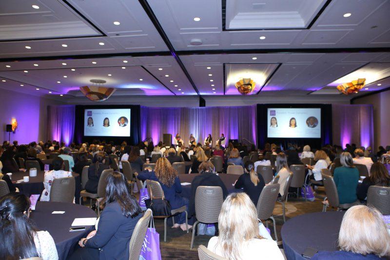 delegates in session at ACHECF