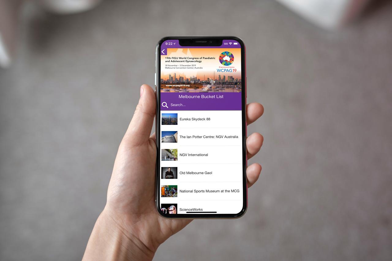 wcpag event app
